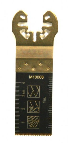 BI Metall Tauchsägeblatt für Holz & Metall 28x48mm