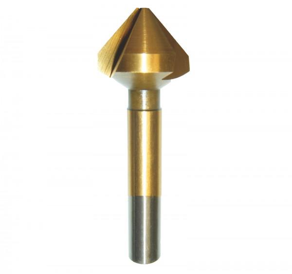 Kegelsenker DIN 335 Form C 90° HSS-TIN