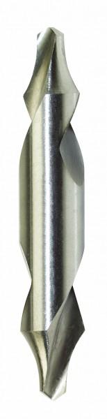 HSS Zentrierbohrer DIN 333 Form R rechts