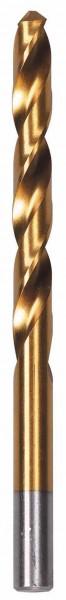 HSS-TiN Spiralbohrer DIN 338 Ø 6,8 mm 10 Stück