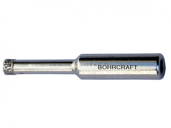 Diamant Fliesenbohrer BASIC mit Rundschaft (9,5 mm)