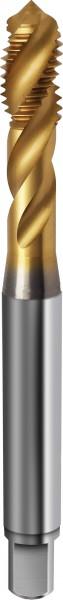 HSS-Co TIN Maschinengewindebohrer DIN 371 Form C