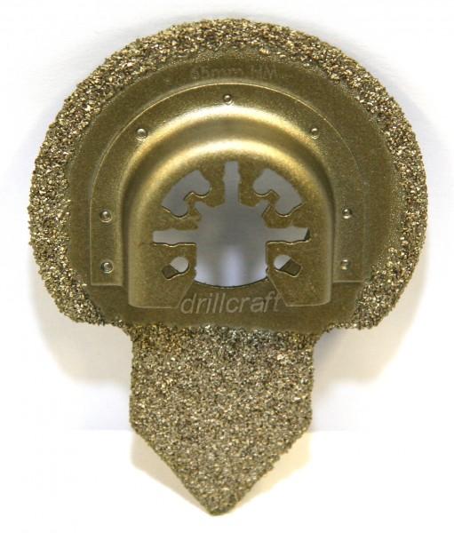 Multitool 2 in 1 65mm Durchmesser