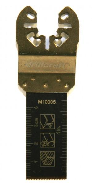 BI Metall Tauchsägeblatt für Holz & Metall 22x48mm